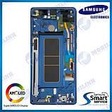 Дисплей на Samsung N950 Galaxy Note 8 Голубой(Blue),GH97-21065B, Super AMOLED!, фото 2