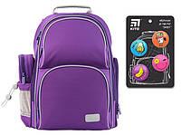 Рюкзак школьный Kite Education K19-702M-2 Smart фиолетовый