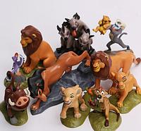 Коллекционный набор фигурок Король Лев (13 геров)