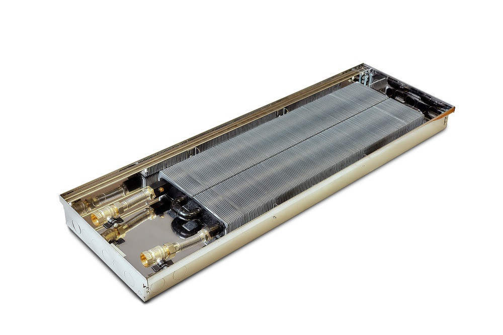 Внутрипольный конвектор TeploBrain SE 380 (B; L; H) 380.2250.90