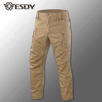 """🔥 Тактические штаны-брюки """"ESDY. IX9"""" (койот) tactical pants. штаны карго"""