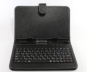 Чехол + KEYBOARD 7 black micro (50)   в уп. 50шт.