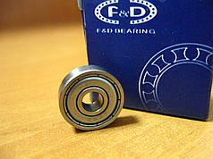 Підшипник F&D 625Z (5х16х5 мм)