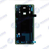 Крышка задняя Samsung Note 9 N960 Голубая Blue GH82-17071B оригинал!, фото 2