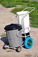 Тележка для уборки под бак от 70 до 120 л