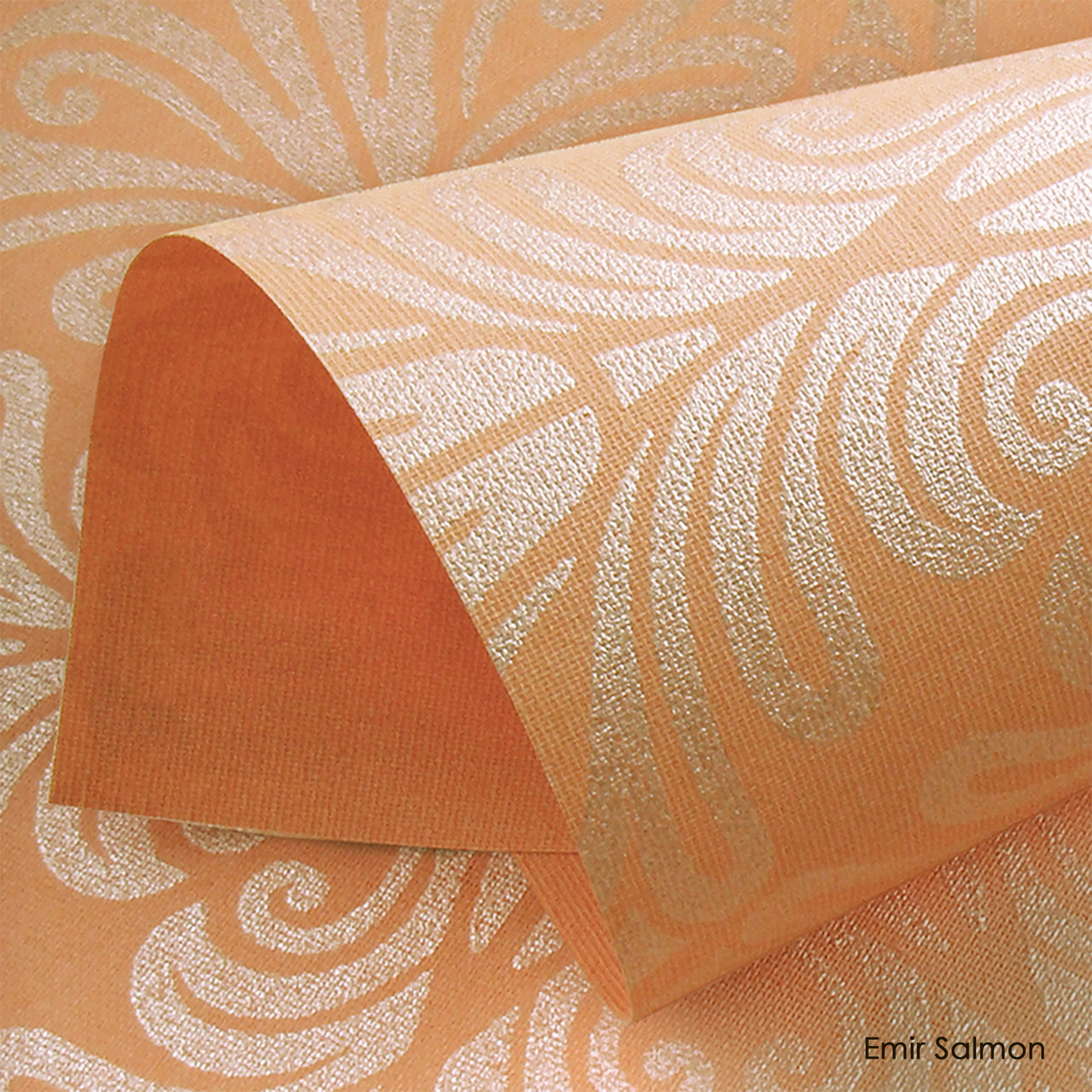 Ролеты тканевые Emir Salmon
