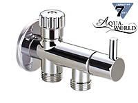 Кран смеситель для биде Aqua-World СМ35Ц.11.1