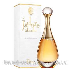 Женская парфюмерная вода DI0R J'adore Absolu 100 мл