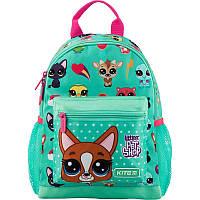 Рюкзак детский Kite Kids Littlest Pet Shop PS19-534XS (2-5 лет)