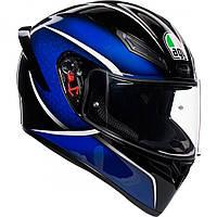 Мотошлем AGV K1 Qualify (синий)