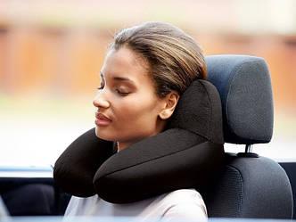 Подушка для путешествий Meradiso (Англия) Черный