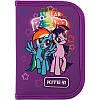 Пенал с наполнением Kite My Little Pony LP19-622H-1, 1 отделение, 2 отворота