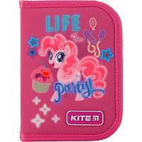 Пенал с наполнением Kite My Little Pony LP19-622H-2, 1 отделение, 2 отворота