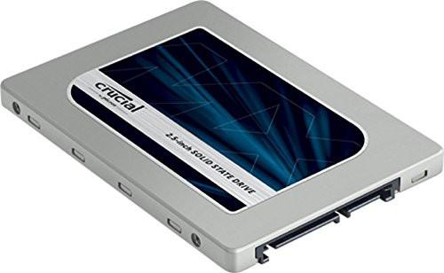 Накопитель SSD 500GB Crucial MX200 mSATA (CT500MX200SSD