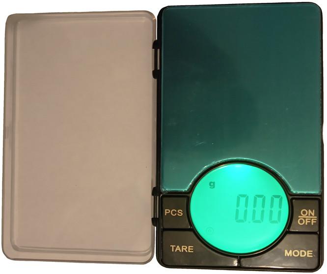 Весы ювелирные ES-200 (0,01)