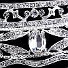 Діадема і сережки Набір БЕЛЛА весільна біжутерія Тіара Вікторія корона весільна діадеми тіари корони, фото 4
