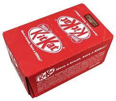 Батончик KitKat / Кит Кат (24х40 г)