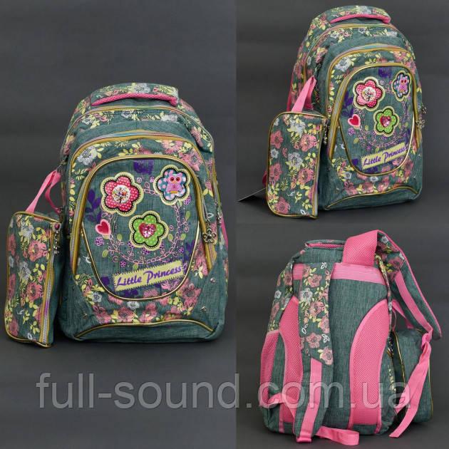 Рюкзак с пеналом 0007