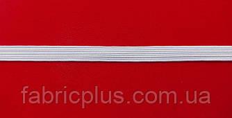 Резинка плоская п/эфирная 7 мм белая