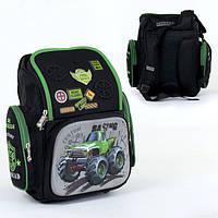 Школьный рюкзак c 3D принтом С 36198