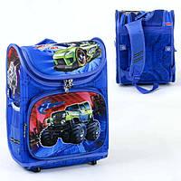 Школьный каркасный рюкзак с 3D принтом C 3617 hot wheels