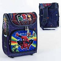 Школьный каркасный рюкзак с 3D принтом C 3617 spider man