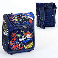 Школьный каркасный рюкзак с 3D принтом C 3617 hot wheels 1