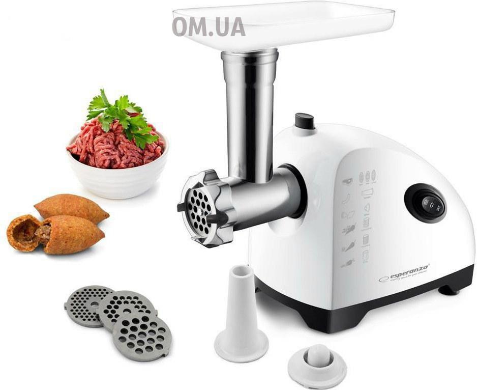 Мясорубка Domotec MS-2017 1500W Meat Grinder