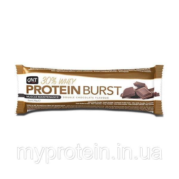 QNTБатончикиProtein burst bar70 g