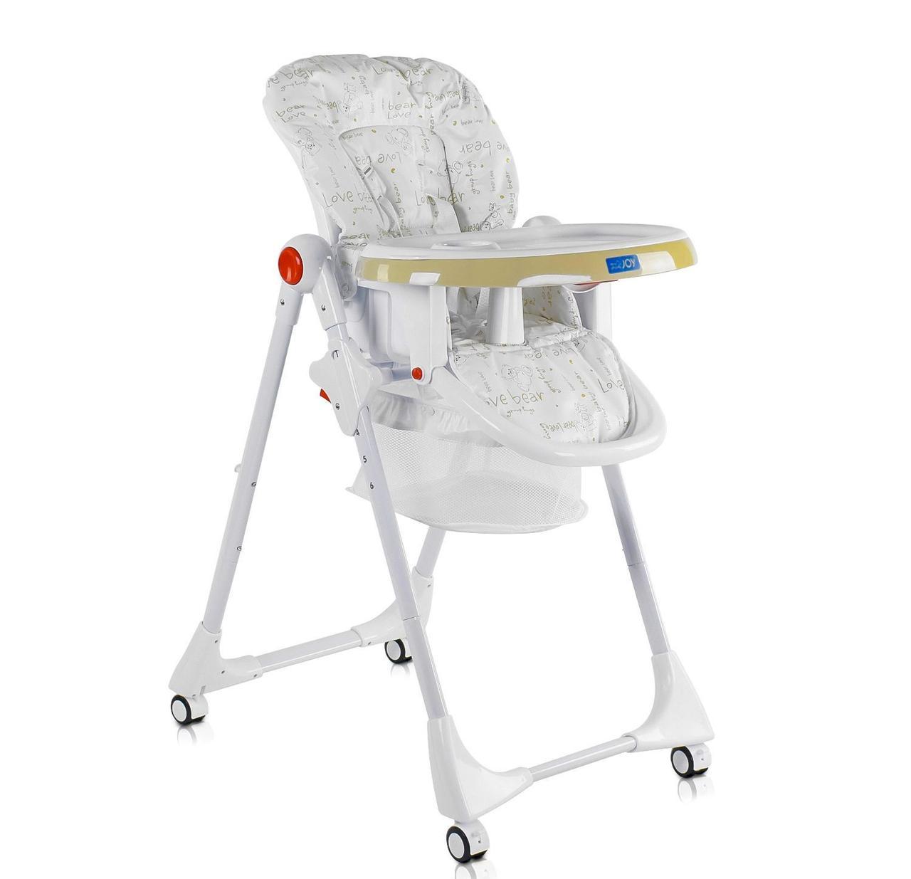 Детский стульчик для кормления JOY К-44009