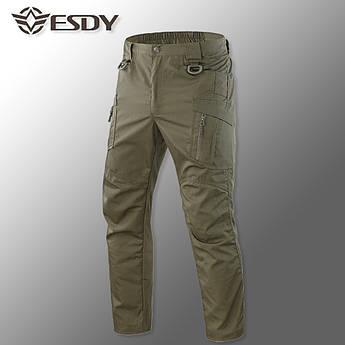 """🔥 Тактические штаны-брюки """"ESDY. IX9"""" (зеленые) tactical pants. штаны карго"""