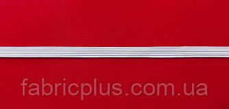 Резинка плоская п/эфирная 5 мм белая