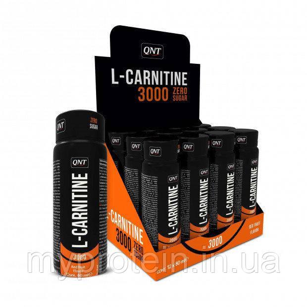 QNTДля снижения весаL-Carnitine 300012x80 ml