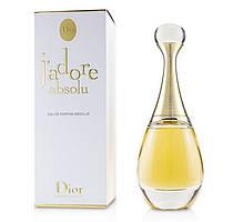Женская парфюмированная вода Christian Dior J`adore Аbsolu, 100 мл
