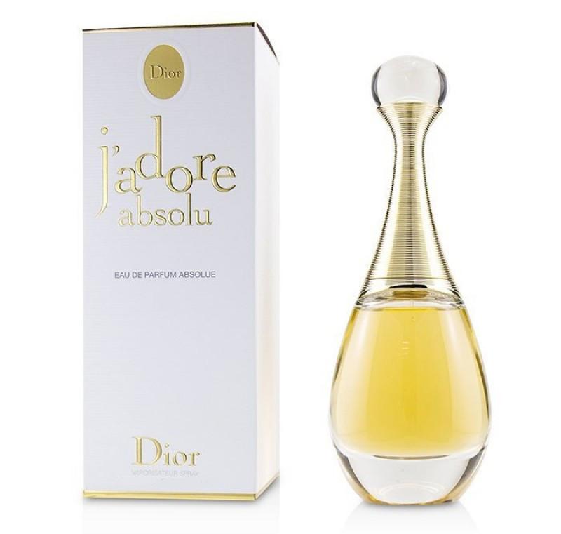 Женская парфюмированная вода J`adore Аbsolu, 100 мл