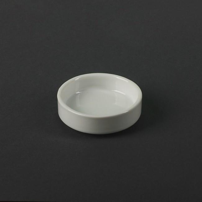 Соусник - розетка белый фарфоровый 40мл (арт. HR1561)