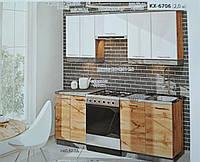 Кухня КХ-6706 (2,0м) серия Эко