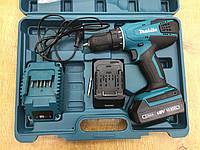 Аккумуляторный шуруповёрт Makita DF457DWE, Макита, 18В(быстрозажимной патрон)
