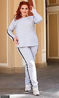 Костюм женский осенний большой,женский спортивный костюм больших размеров осенний ,велюровые костюмы больших р