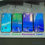 Чохол TPU Gradient Rainbow з лого Xiaomi Mi A3 / CC9e блакитний, фото 10