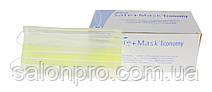 Маска на лицо одноразовая Medicom, 50 шт., цвет желтый
