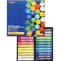 Масляная пастель набор 24 цвета