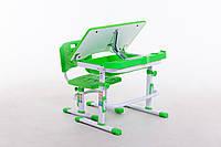 Комплект парта+стілець М 7038 + підставка для книжок в подарунок