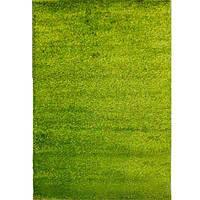 Пушистый  мягкий Ковер дорожка Puffy luxury длинный ворс много цветов зеленый