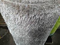 Пушистый  мягкий Ковер дорожка Puffy luxury длинный ворс много цветов бежевой, фото 1