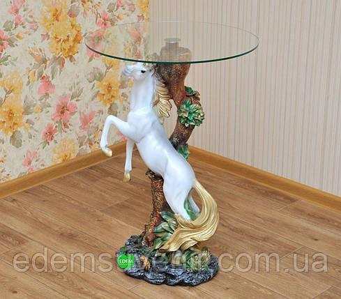 Стол журнальный Конь, фото 2