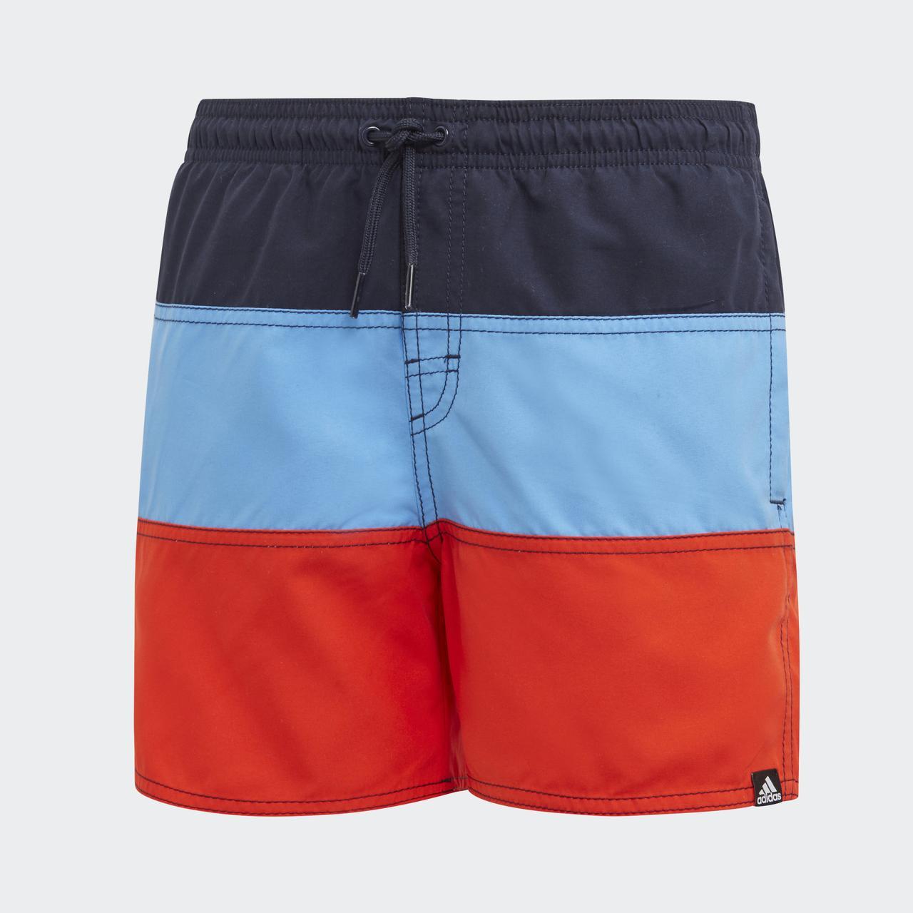 Детские шорты Adidas Performance Colorblock DY6421