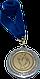 Медаль награная 35мм. 2402-К, фото 2