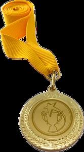 Медаль награная 35мм. 2402-К