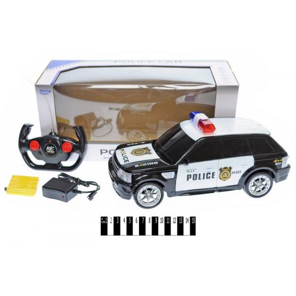 """Радиоуправляемый джип Полиция, Джип """"Поліція"""" радіокерування, 3699-Q5"""